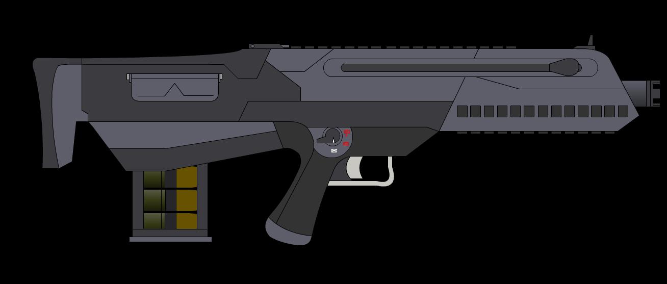 M556 Counter Defilade Grenade Launcher
