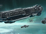 Pendragon-class Super Carrier