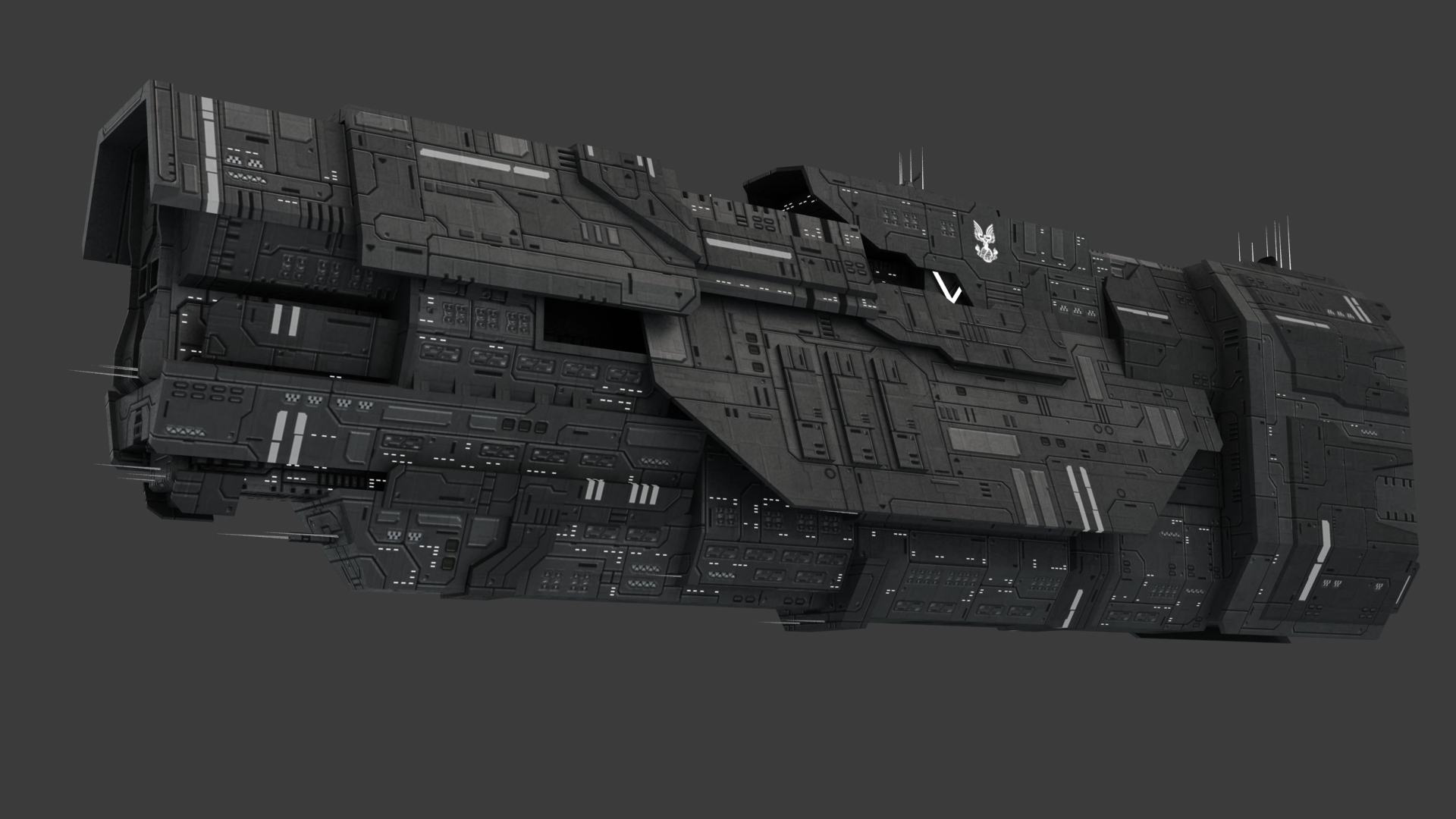 Kataphrakt-class Battleship