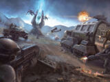 Battle of installation 07 (Swarmverse)
