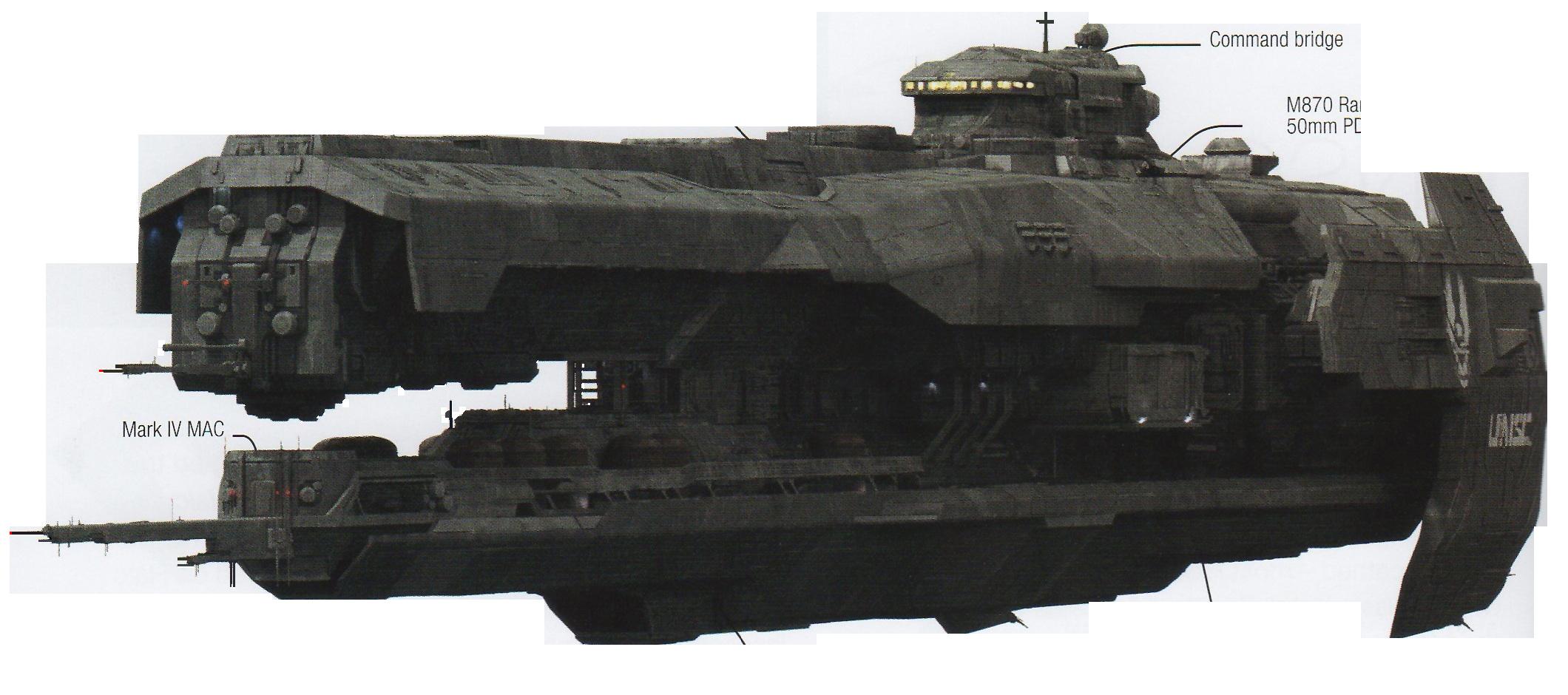 Helios-class Heavy Frigate