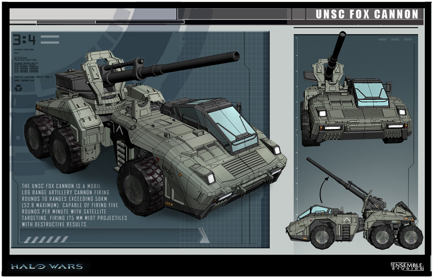 M150 Wolf Self-propelled Artillery