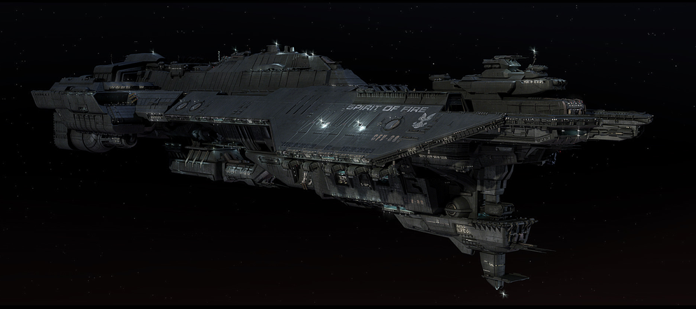 Augustus-class Assault Ship