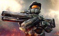 Shepard railgun