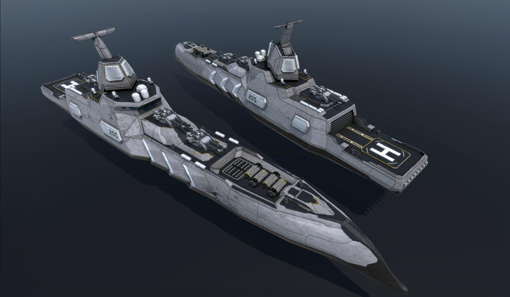Minotaur-class light cruiser