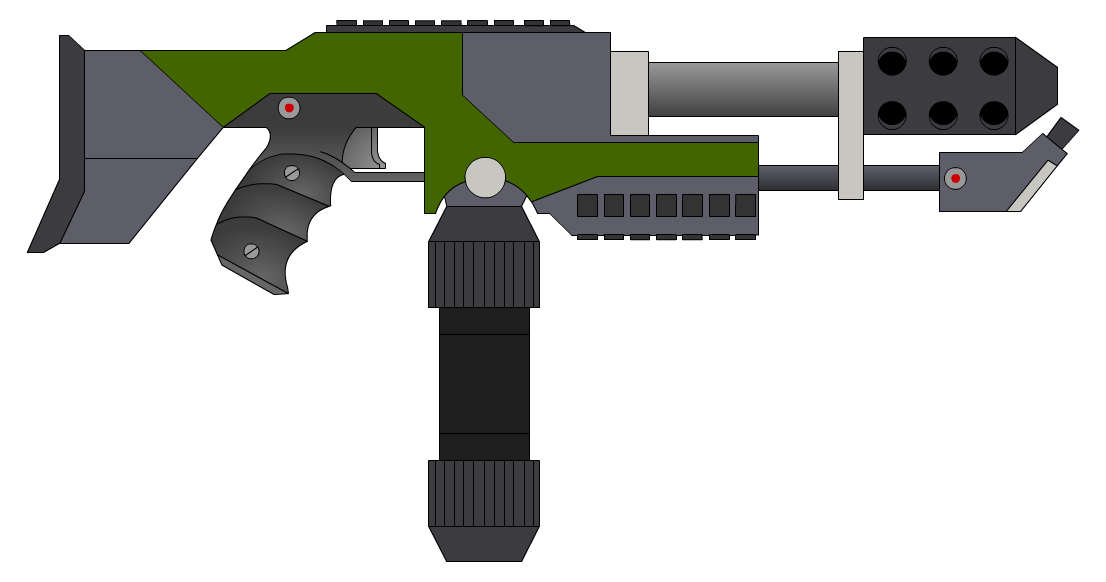 M705 Defoliant Projector