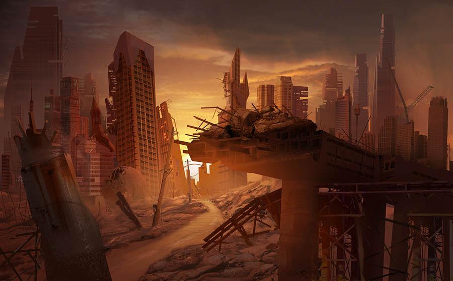 Battle of Earth (Splinter War)