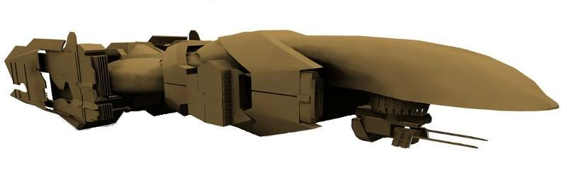 Kusanagi-Class Stealth Frigate