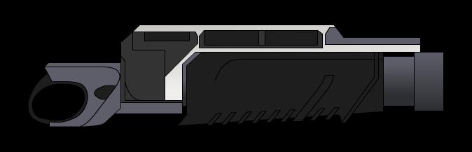 M24 Underslung Grenade Launcher
