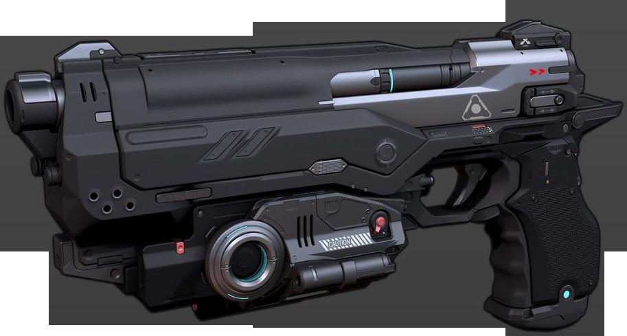 AM58 sidearm