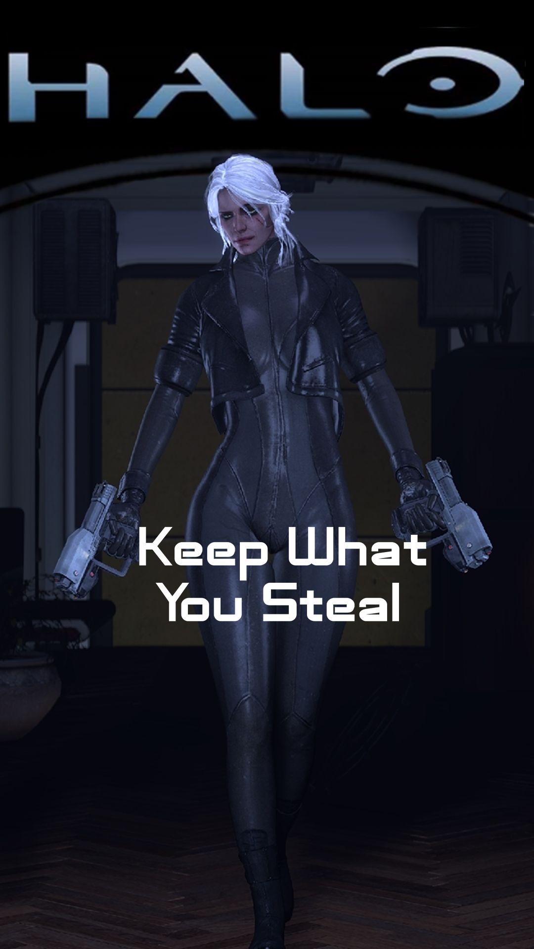 Keep what you Steal