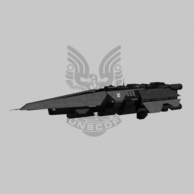 UNSC Spirit of Anzac