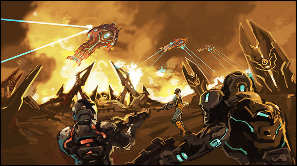First Battle of Ares IV