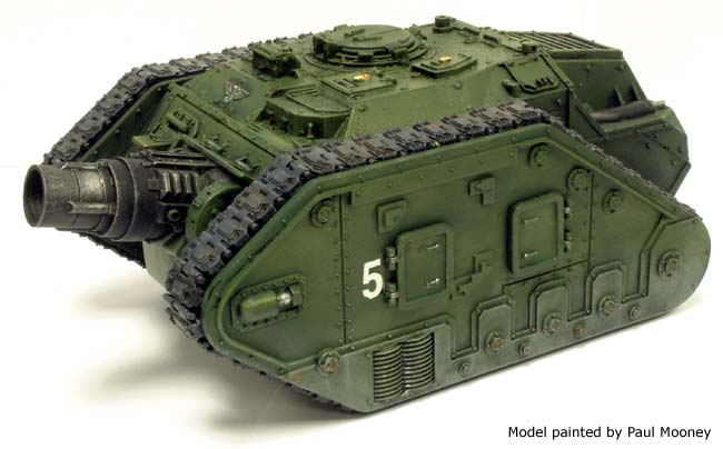 Assault Vehicle-IV Pounder