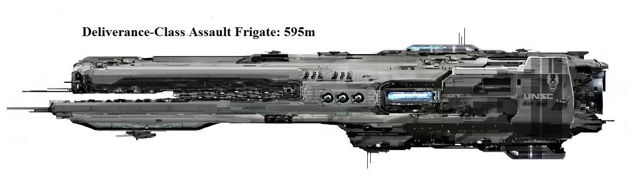 Deliverance-Class Assault Frigate