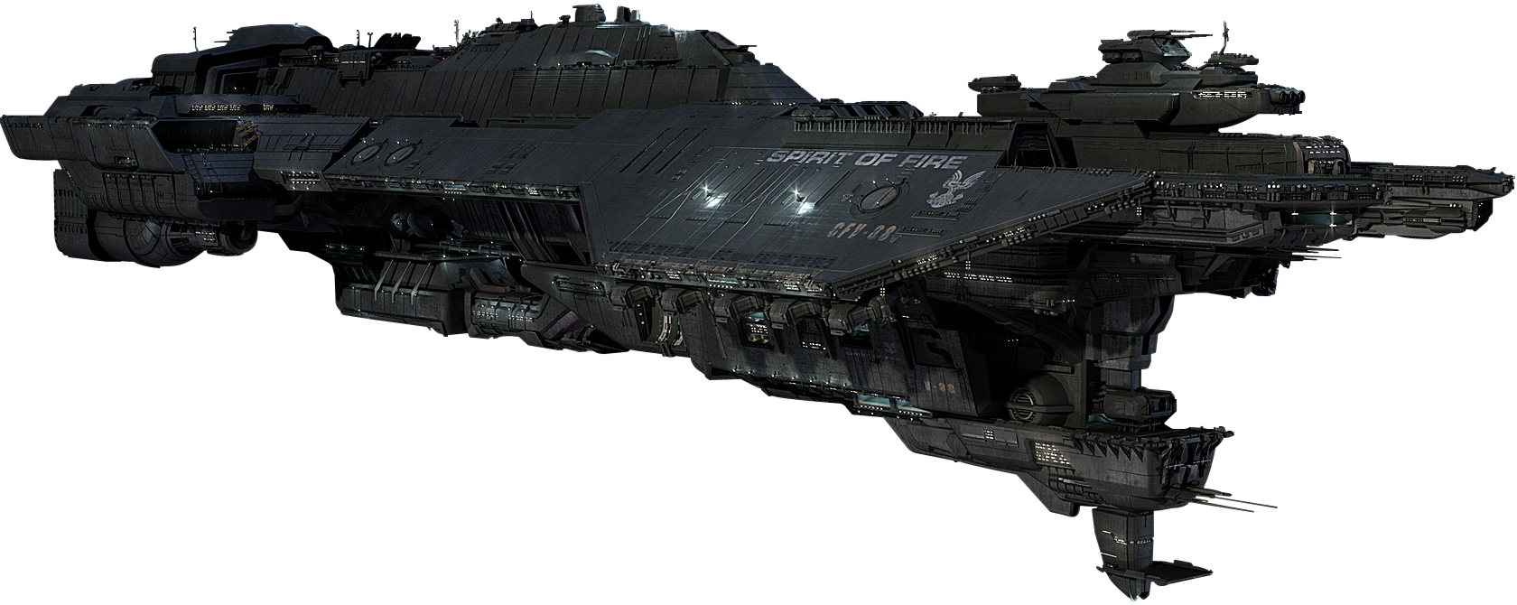 Astraeus-class Support Carrier