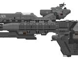 Remembrance-class Frigate