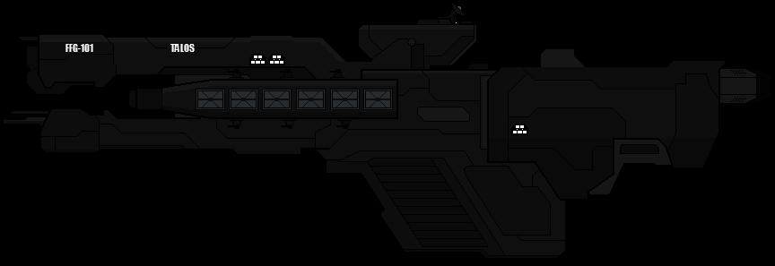 Talos-class Frigate