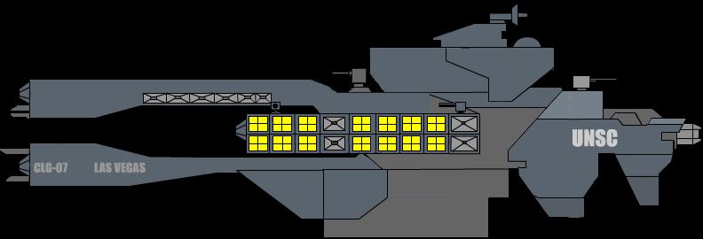 Gulf-class Light Cruiser