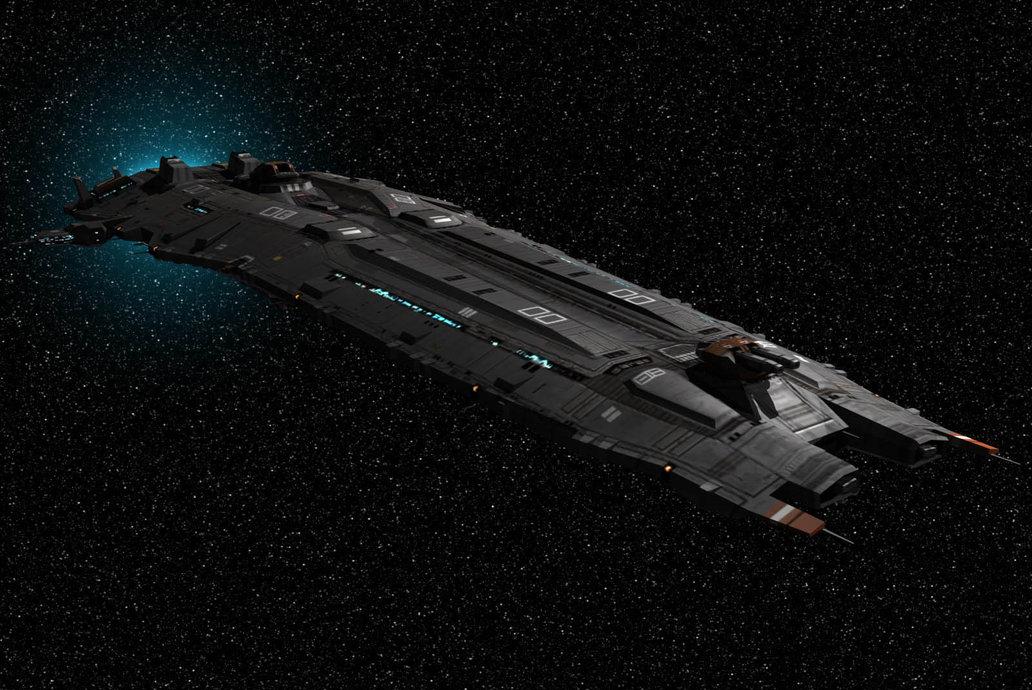 John Paul Jones-class Destroyer