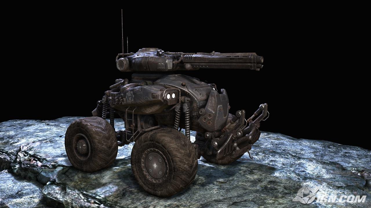 Benvora All Terrain Armoured Vehicle Model-1