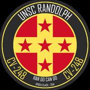 CV-248 UNSC Randolph