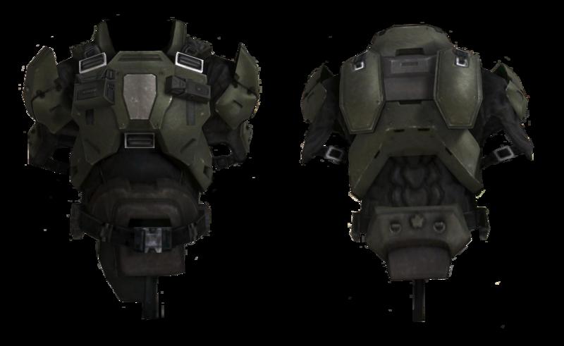 M52B Body Armour