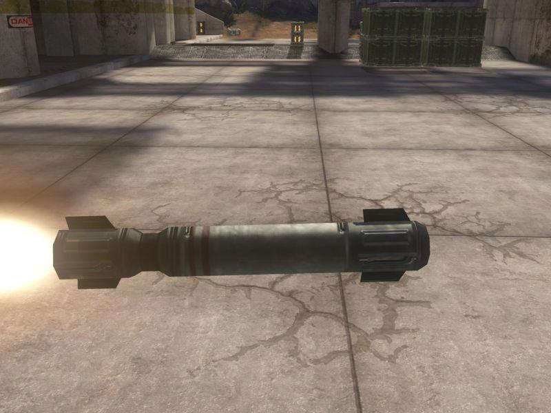 SAM 41 Switchblade