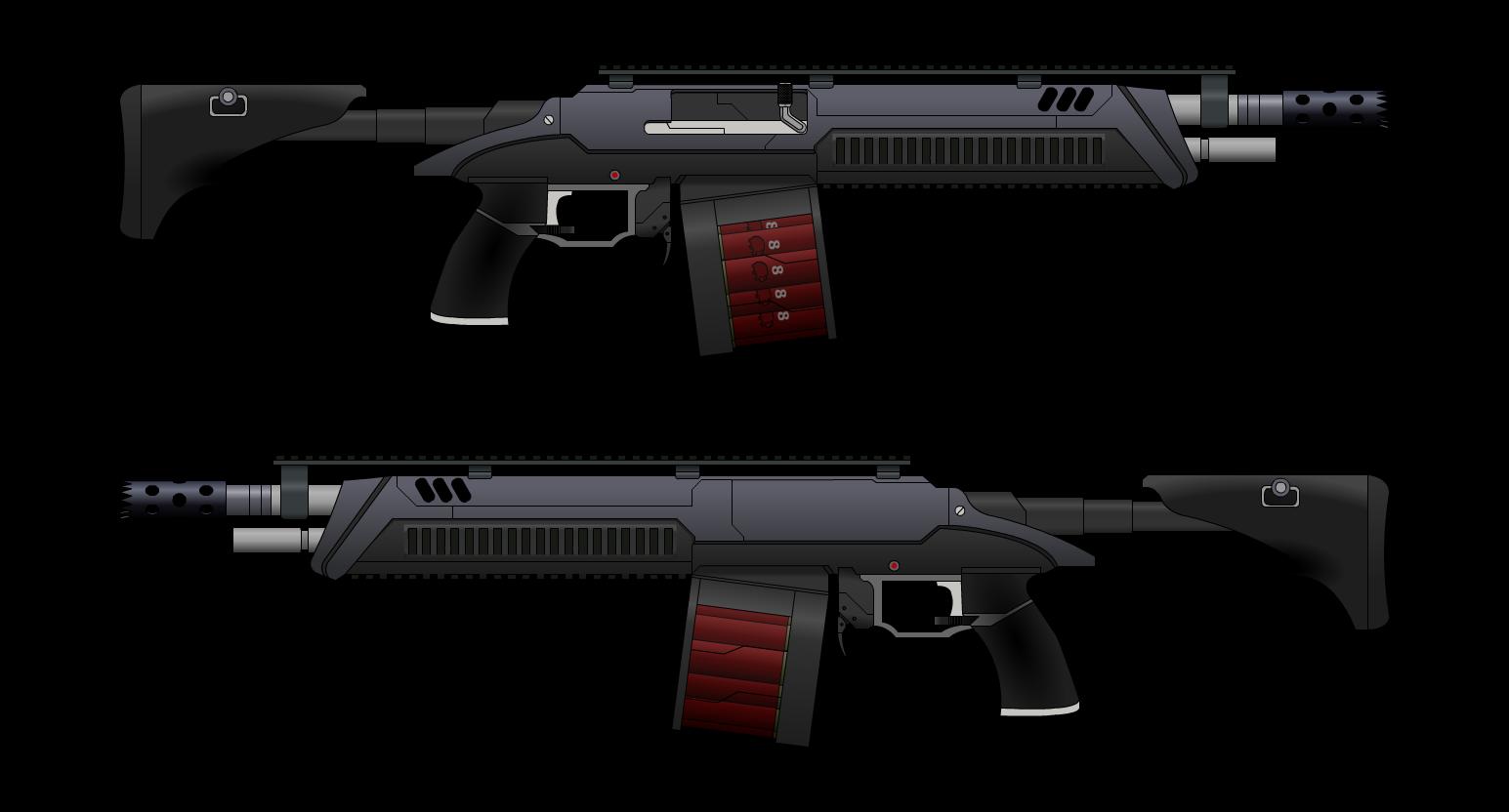 M108A1 Close Assault Weapon System