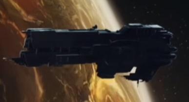 Ferrus-class Heavy Destroyer