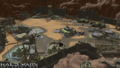 Halo Wars - The Great War - Wallpaper UNSC Base 1