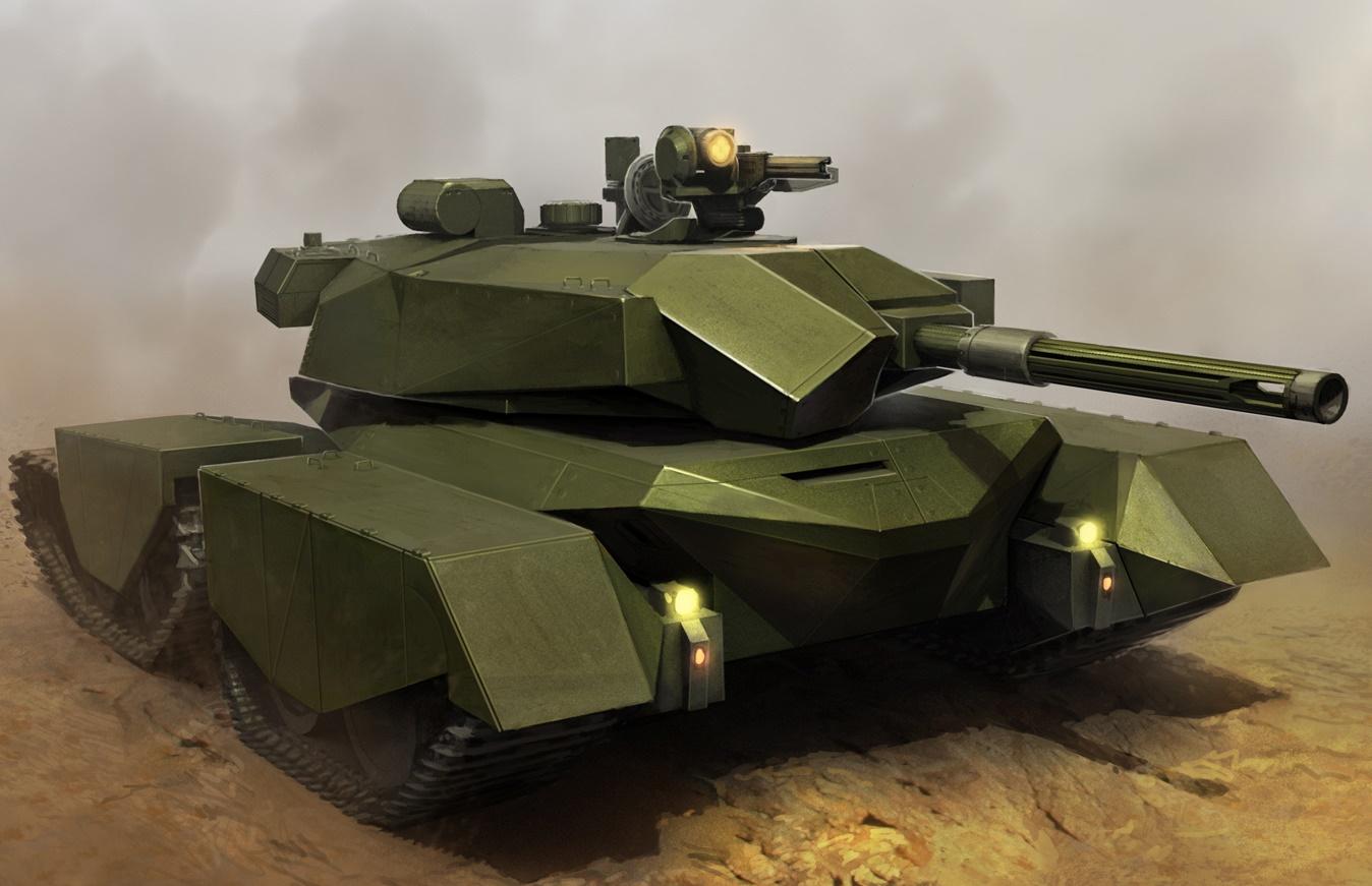 M324 Self-Propelled Artillery