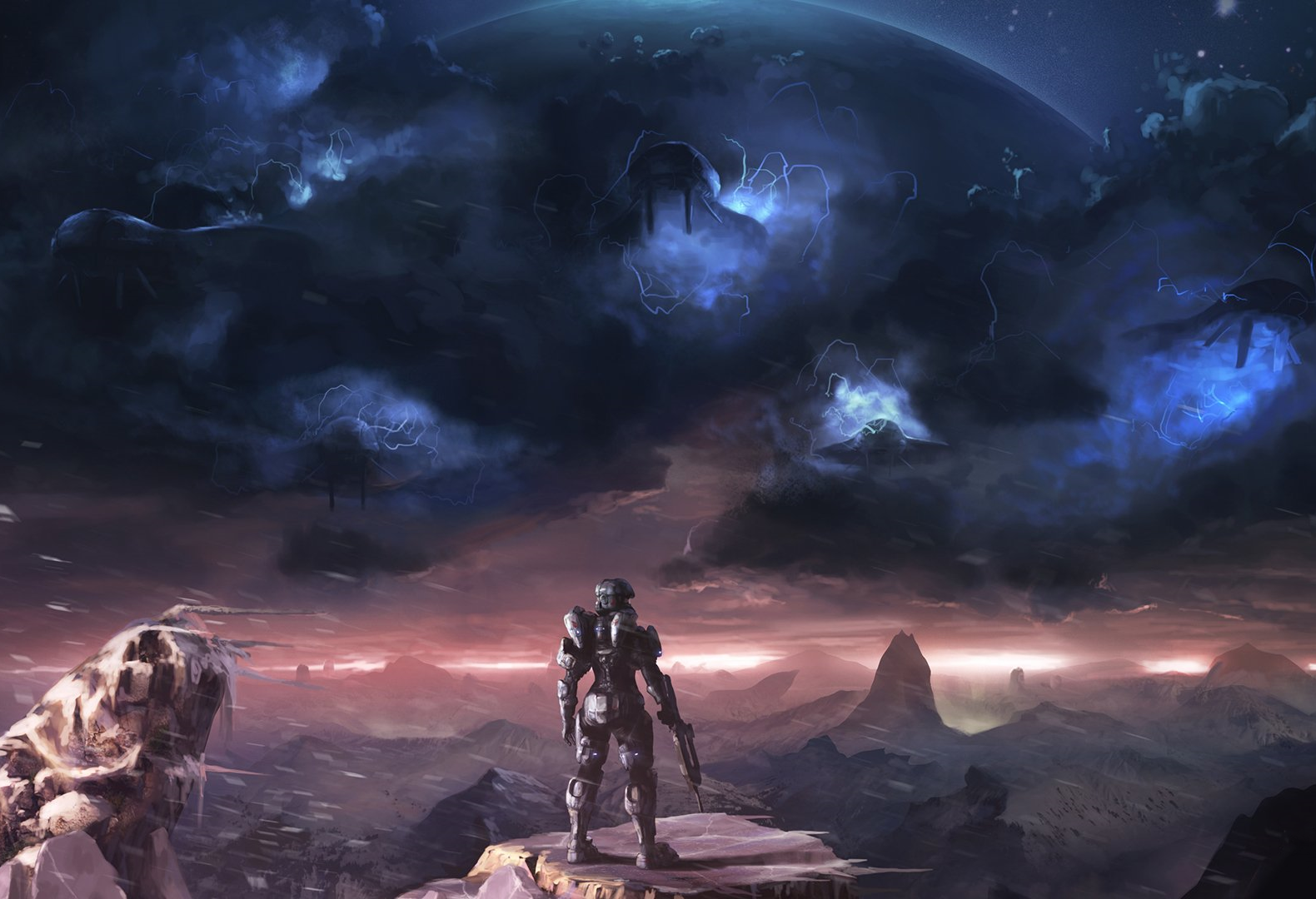 Halo: Light of the Abyss