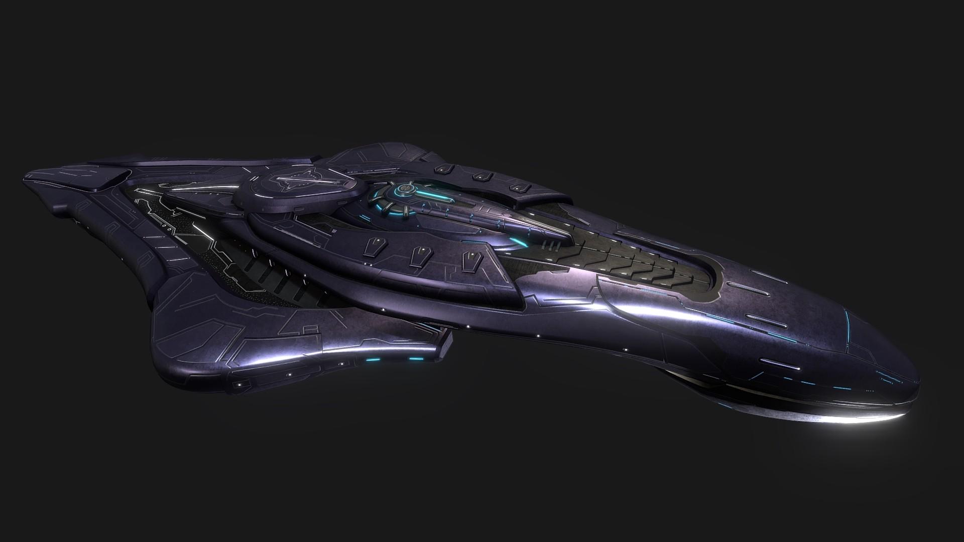 Relentless-class Heavy Cruiser