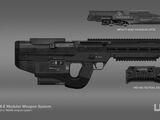 MA6E Modular Weapon System
