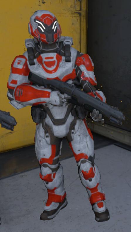 MAKHAI-class MJOLNIR armour