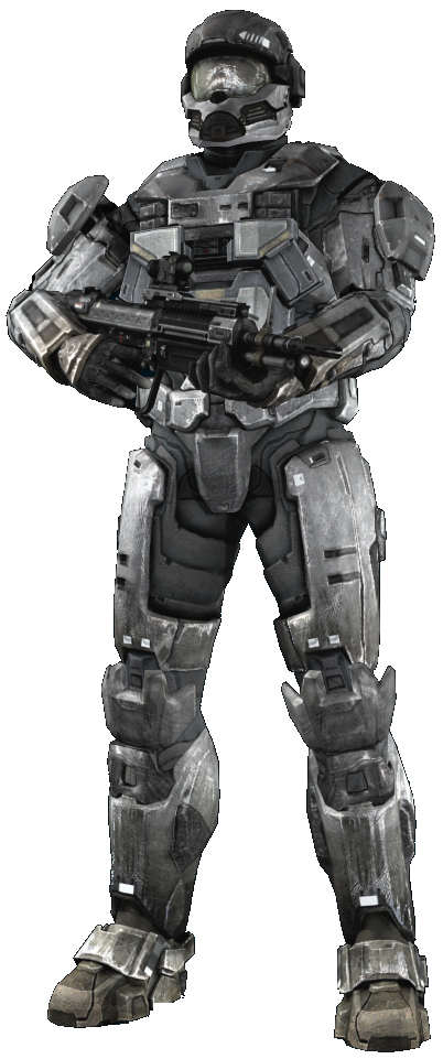MJOLNIR Mark VII Powered Assault Armor (Maslab)