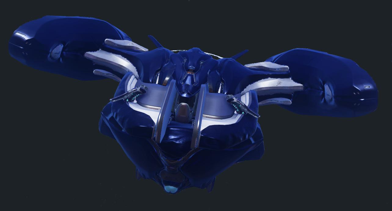 Odac-pattern gunship