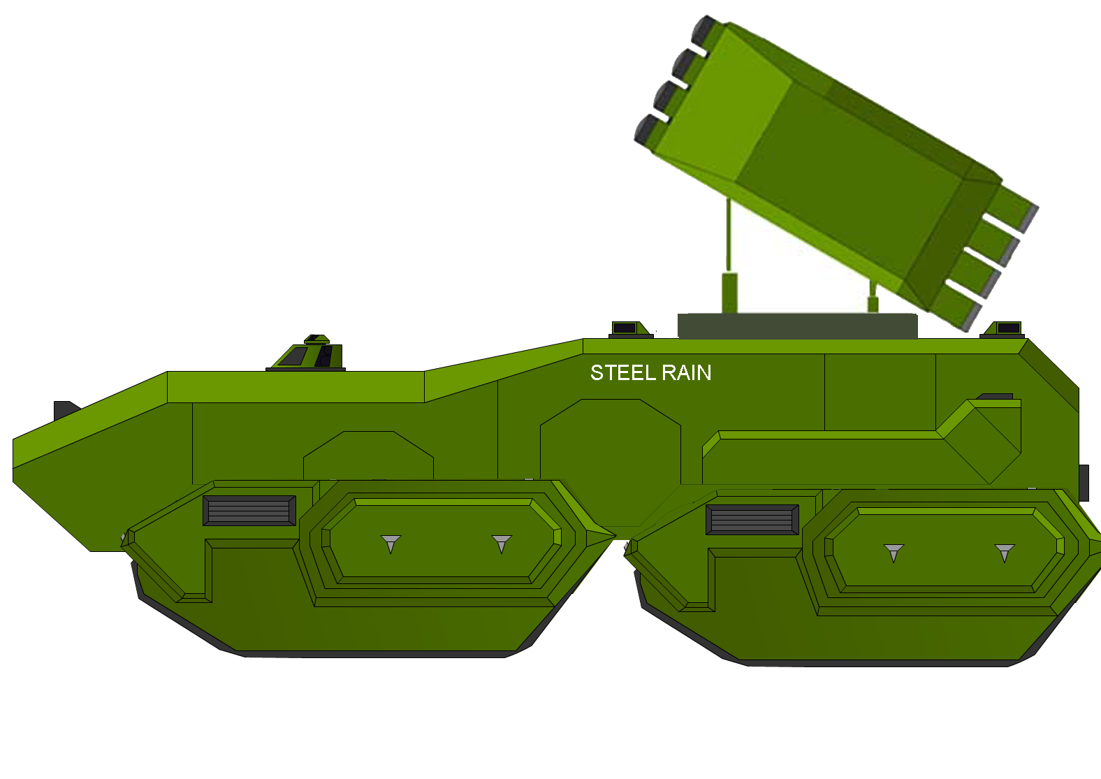 M20 Firefly Multiple Launch Rocket System