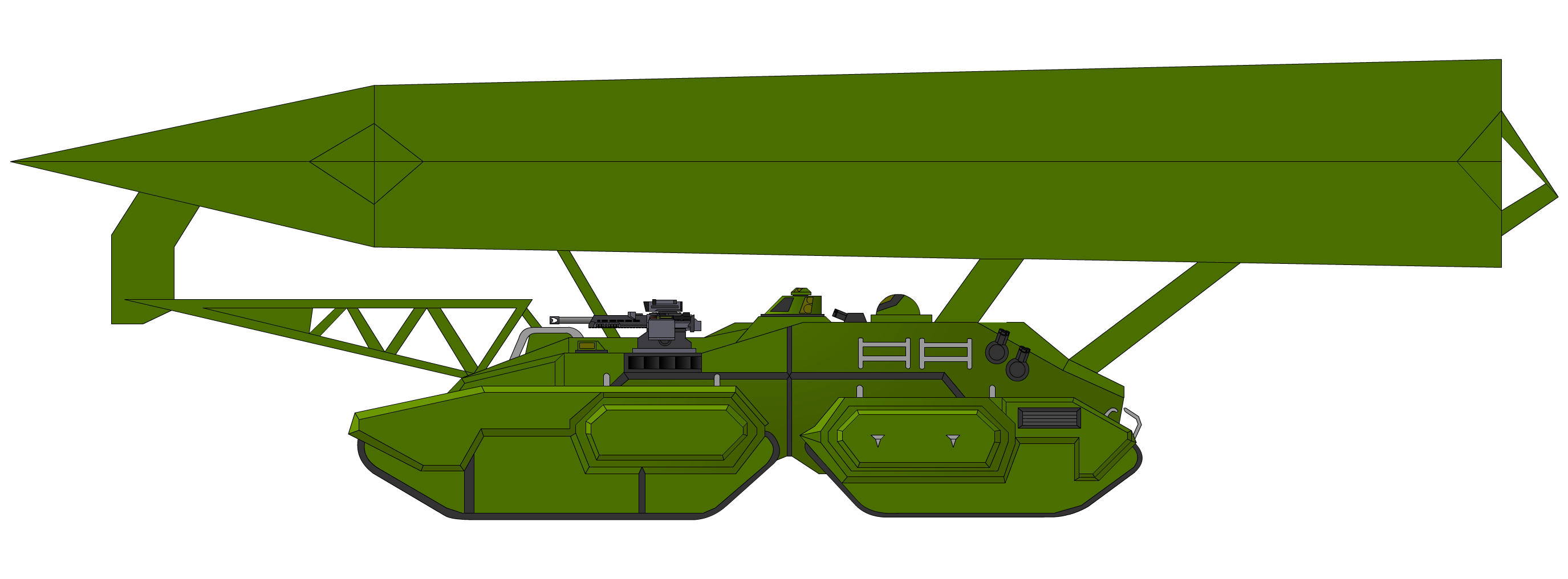 M820A Scorpion Armoured Ramp Carrier