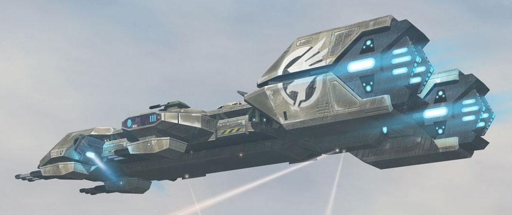Kodiak Heavy Assault Class Destroyer