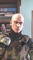 Major Joshua Codiny (Ultra-Close)