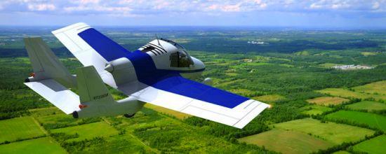Cessna-Beechcraft Skyhawk II
