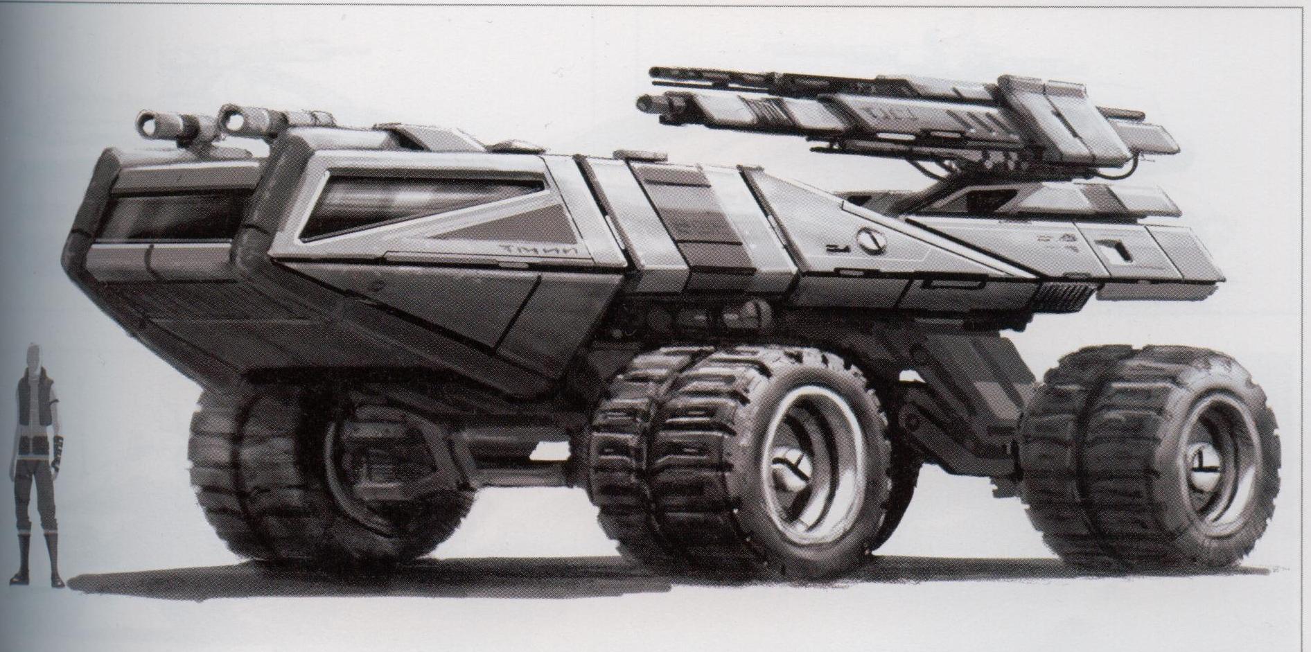Assault Gun Carriage-XIV Lancer
