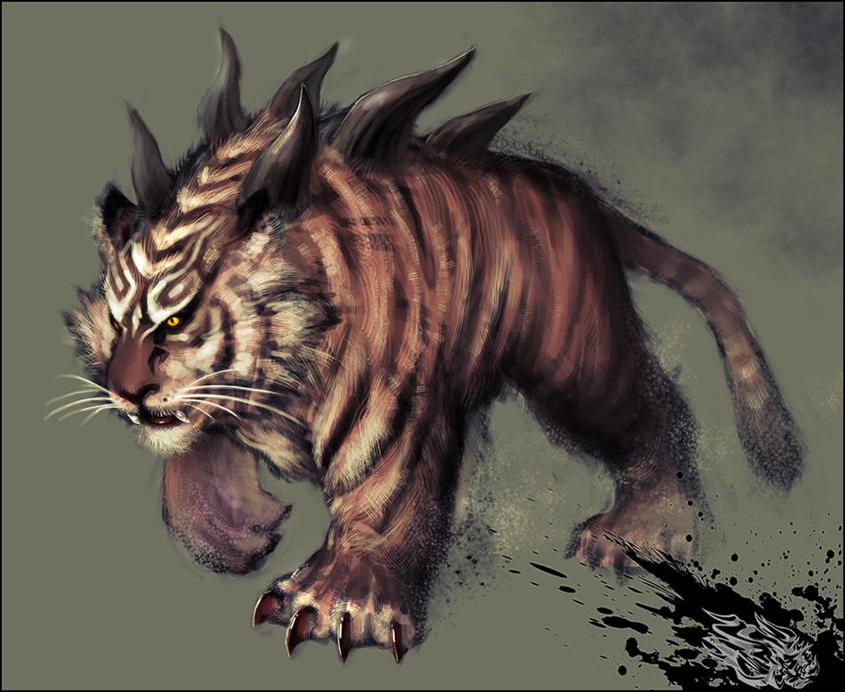 Bog Tiger