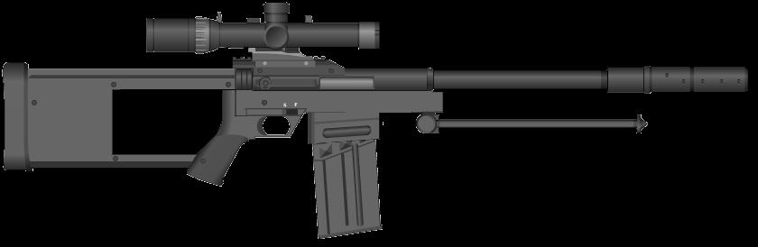 Sniper Rifle System-56M
