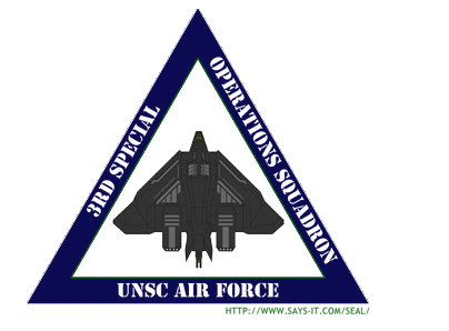 UNSCAF 3rd Special Operations Squadron