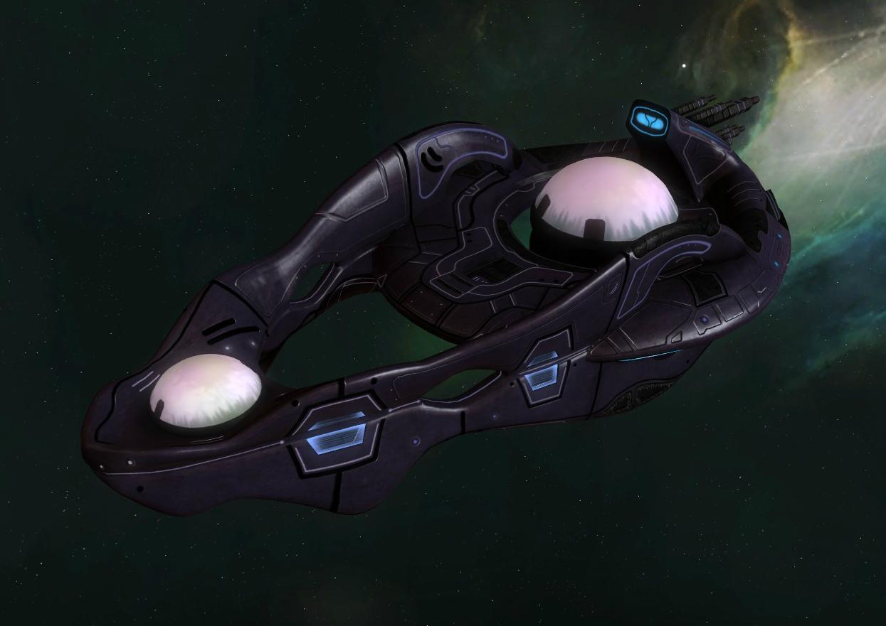 DSC-class support ship