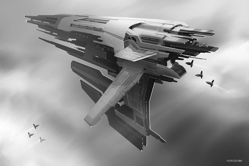 Deference-Class Carrier