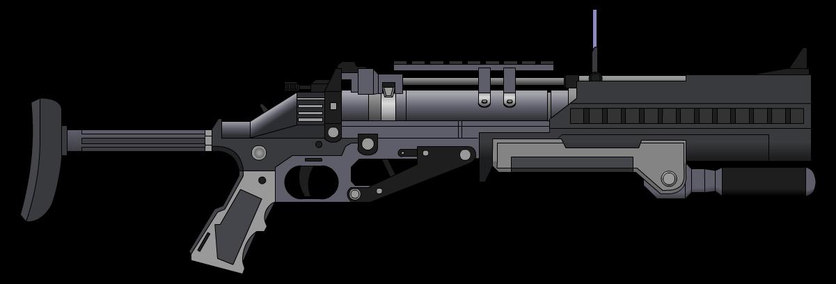 M319N Individual Grenade Launcher